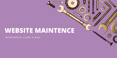 Why Website Maintenence is important